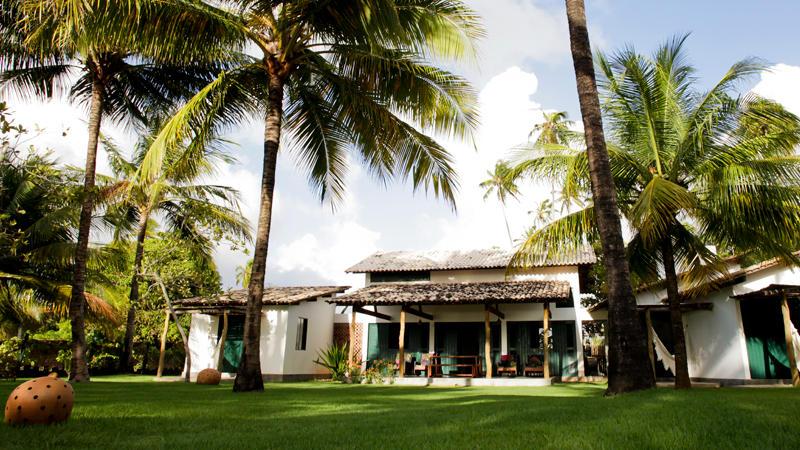 Casas Praia do Patacho